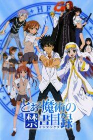 Toaru Majutsu no Index serial