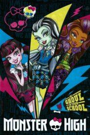 Monster High serial