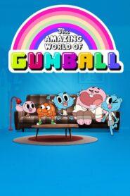 Niesamowity świat Gumballa serial