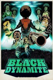 Black Dynamite serial