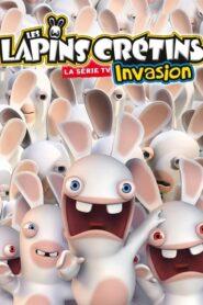 Les Lapins Crétins : Invasion serial