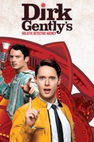 Holistyczna agencja detektywistyczna Dirka Gently'ego serial